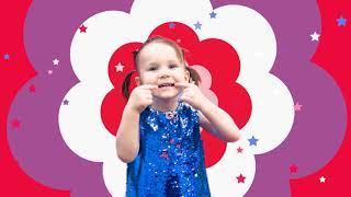 Cabeça ombro joelhos e pé - poesia infantil Five Kids