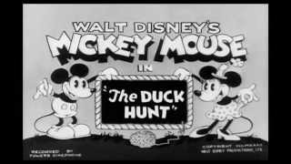 Mickey Mouse - La Chasse au Canard VO (1932)