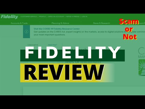 Fidelity Investments Reviews 2020 - Pros, Cons + Rating + Spread + Bonus
