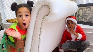 Christmas Hide and Seek!