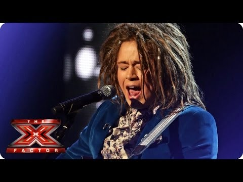 Luke Friend sings What Makes You Beautiful by One Direction - Live Week 7 - The X Factor 2013