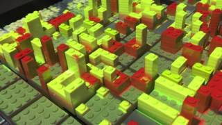 Tactile Matrix - Lego Scanning Technology Invented by MIT