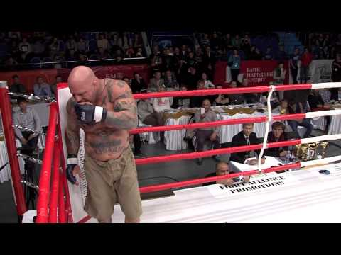 Jeff Monson (USA) VS Evgeniy Bikov (Russia)