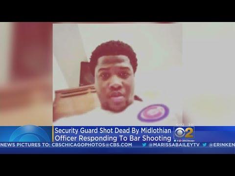 Police Shoot, Kill Security Guard At Robbins Bar