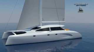 Schionning Designs GF17C (Cruiser) Catamaran (NEW DESIGN)