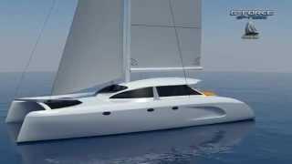 Schionning Designs GF17C (Cruiser) Catamaran (NEW DESIGN)