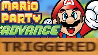 How Mario Party Advance TRIGGERS You!