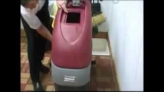 Minuteman International E17 BDQP Floor Battery Automatic Scrubber