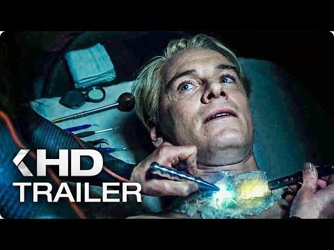 "ALIEN: Covenant ""Prologue: The Crossing"" Clip & Trailer (2017)"