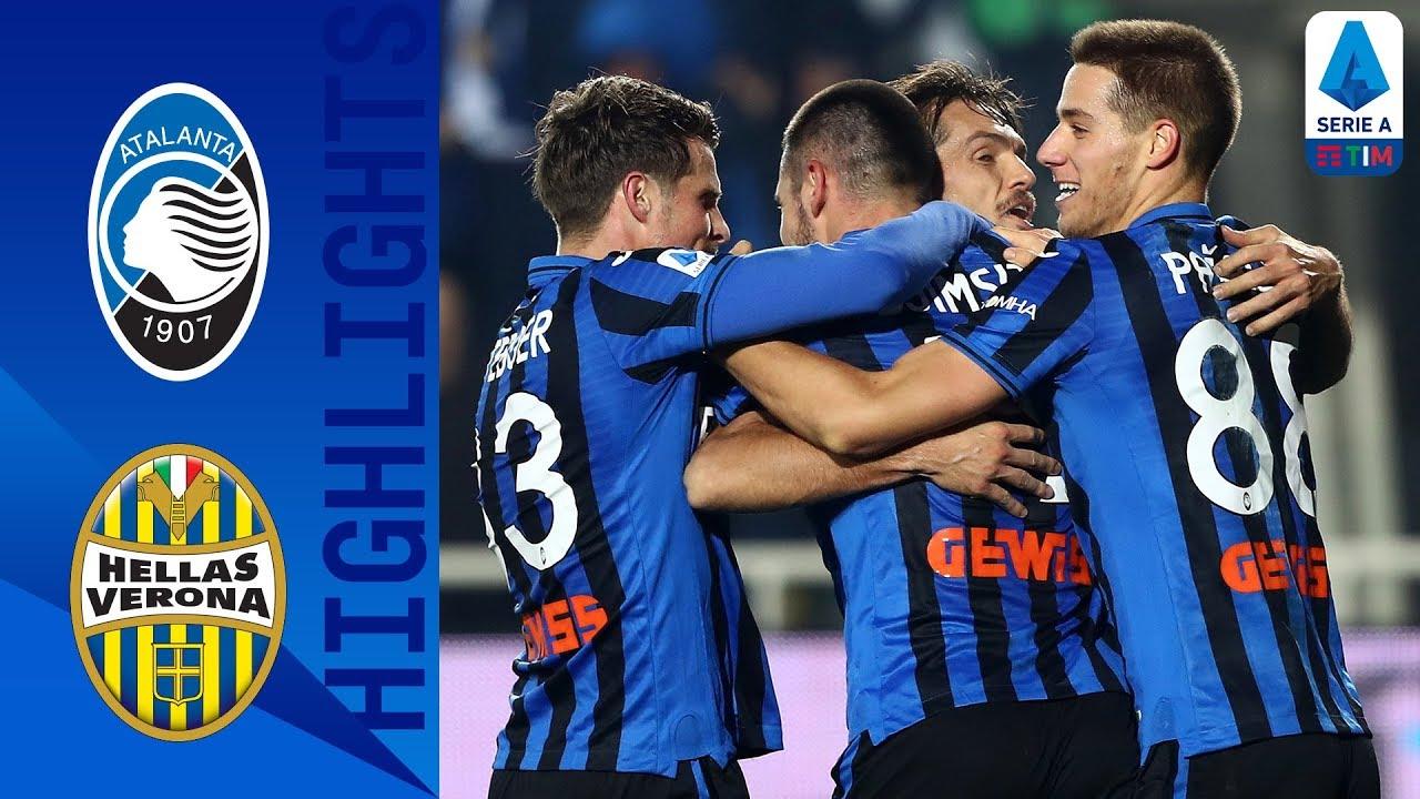 Atalanta   Hellas Verona Incredible Last Minute Comeback Seals
