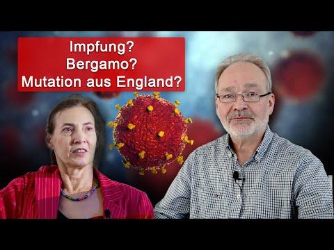 Impfungen, Bergamo und das mutierte Virus aus England - aktuelles Interview mit Prof. Dr. König
