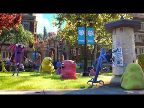 Monsters University Official Viral Video - A Message From The Dean #2 (2013) [HD]