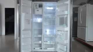 LG Refrigirator- GR-P2085BW (Side by Side Door)