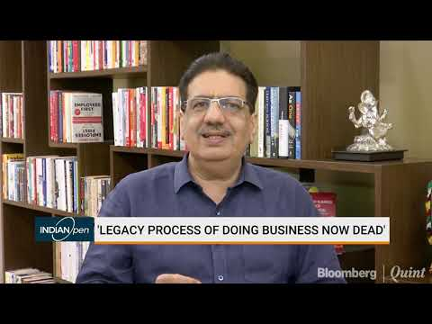 Vineet Nayar: Indian IT Needs To Urgently Present Itself As A Local Organisation