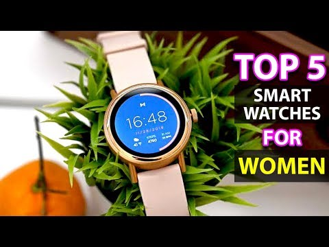 Top 5 - Best Smartwatches For Women's 2020 | Smartwatch For Womens | Android Capable 2020