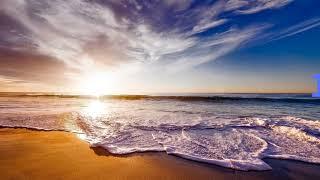 Geführte Meditation - Einschlafen & Durchschlafen - dynamisch gesprochen mit Meeresrauschen