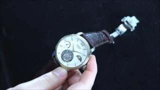 Jiusko Tourbillon Watch Review Ref. 168LSG0107 ~ $2500 See more @ w...