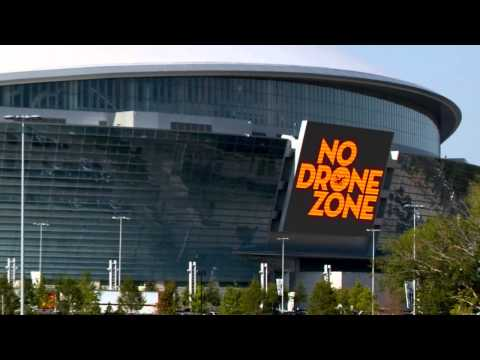 'Please don't bring drones to the Super Bowl,' says FAA in dystopian PSA