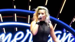 American Idol Live Tour 2018 - Gabby Barrett - My Church