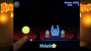 Angry Birds Halloween: 2-4