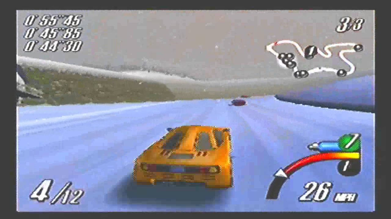 Top gear overdrive n64 gameplay part 6 youtube top gear overdrive n64 gameplay part 6 sciox Image collections