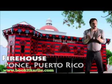 """Travel Tips For You """"Bienvenidos a Puerto Rico - BOOKITKARLIE.COM -Mexico"""