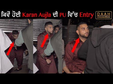 Karan Aujla Di PU Wich Entry Kiven Hoyi?   Don't Worry   Na Na Na   PU Chandigarh   DAAH Films