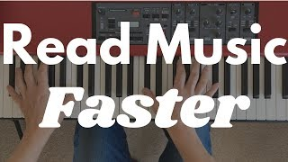 How To Read Music Faster And Better || Piano Questions Answered