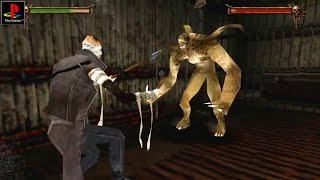 Nightmare Creatures 2 - Gameplay PSX / PS1 / PS One / HD 720P (Epsxe)