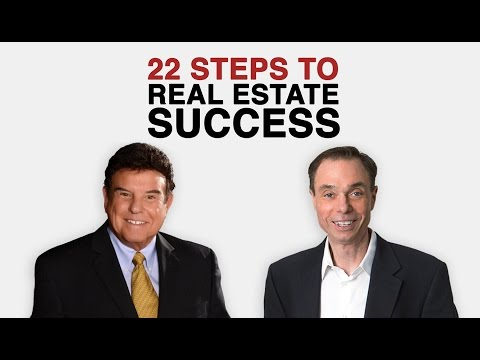 22 Steps To Realtor Success – Endorsed By Tom Hopkins