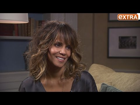 Halle Berry Sits Down for Her First  Since Olivier Martinez Split