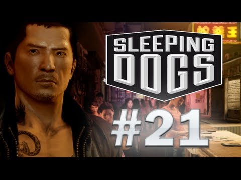 Sleeping Dogs - The Golden Gun keeps us alive!!! - Part 21
