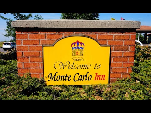 Monte Carlo Inn Hotel Review - Toronto / Vaughan Ontario Canada