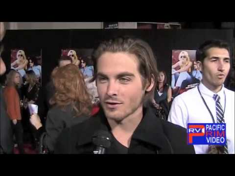 Kevin Zegers at The Runaways Premiere