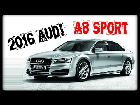 Audi A Sport Unveiled S Looks And Get TDI Economy YouTube - Audi a8 sport