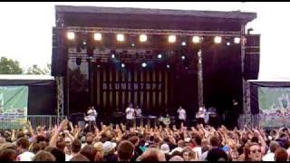 Blumentopf - Die Jungs aus dem Reihenhaus - LIVE @ Juicy Beats Dortmund