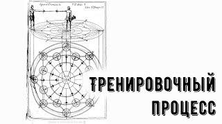 8. ТРЕНИРОВОЧНЫЙ ПРОЦЕСС. Уроки фехтования
