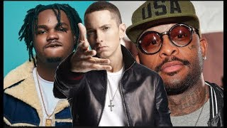 DETROIT BEEF! WHAT UP DOE? Tee Grizzley Calls Out Royce Da 5'9' For Stopping Eminem Verse! | FERRO