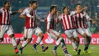 Brasil vs Paraguay 1-1 (3-4) RESUMEN COMPLETO Y Penales Copa América 2015