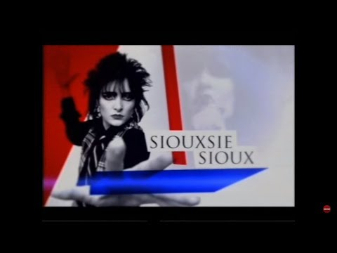 Queens of British Pop: Siouxsie Sioux