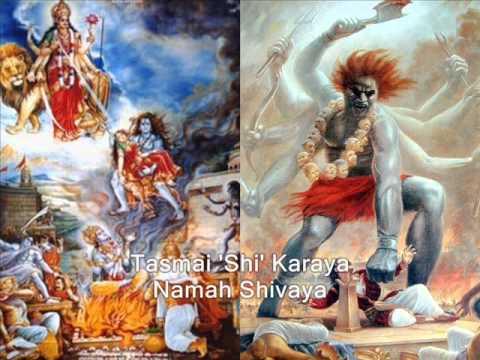 Lord Shiva Shlokas (Nagendra Haraya & Shivam Shivakaram)