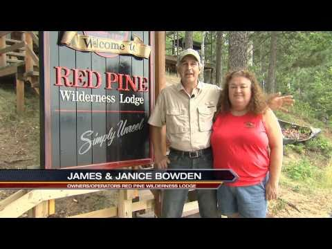 James & Janice Welcome you to Red Pine Wilderness Lodge in Ontario