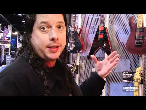 Schecter Guitars: NAMM 2012 Product Showcase
