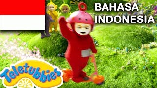 ★Teletubbies Bahasa Indonesia★ Po Terbang ★ Full Episode - HD | Kartun Lucu 2018