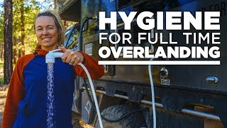 Hygiene for Overlanding