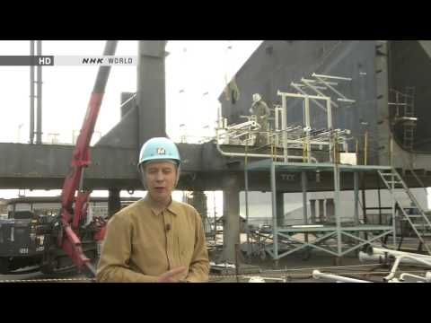 BEGIN Japanology: Shipbuilding