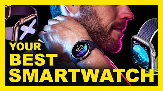 Top 3 BEST SMARTWATCH GPS (under $400): REVIEW Apple Watch Series 5, Garmin Venu vs Samsung Galaxy