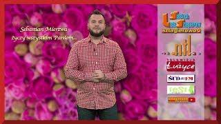 Sebastian Mierzwa składa życzenia z okazji Dnia Kobiet Lista Śląskich Szlagierów