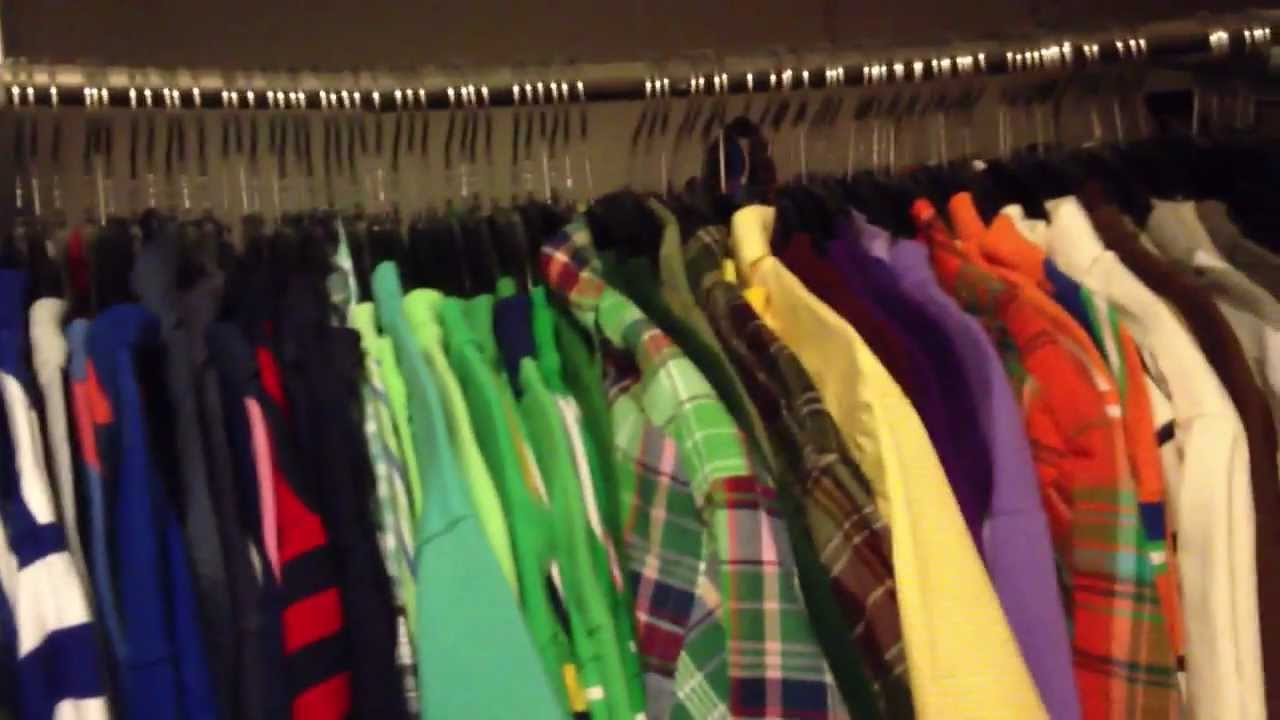 My Ralph Lauren Polo Collection so far - YouTube 5850fb04844d