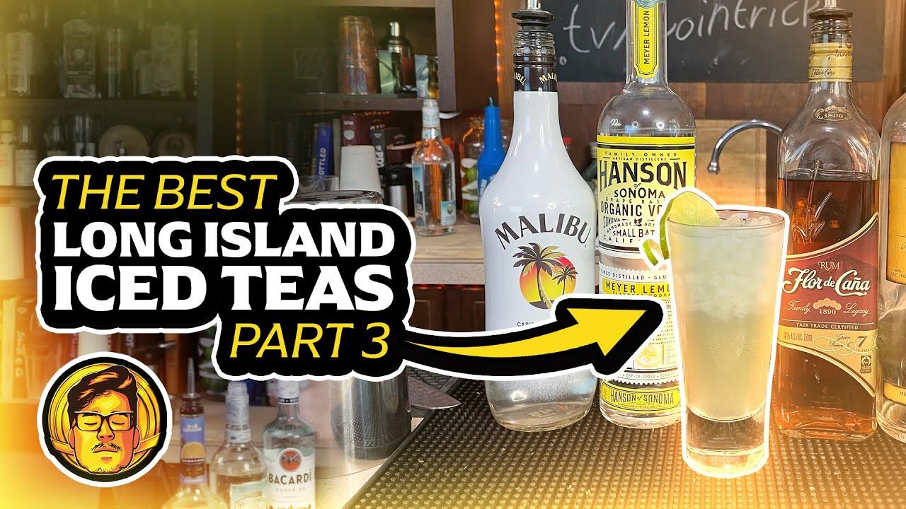 Download Making a Signature Long Island Iced Tea!   build a bar part 3   cointricktwich
